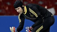 Jose Mourinho hurls curveball at Petr Cech suitors