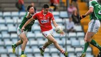 Seamus Hickey to lead Cork challenge