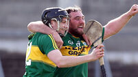 Kerry blitz blows Kildare away