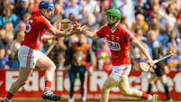 Cork await Seamus Harnedy update