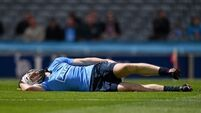 Dublin sweating on Peter Kelly fitness for replay