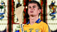 Clare skipper Conor Cleary breaks with tradition