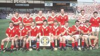 CORK DOUBLE 1990: The hurling team - Band of brothers