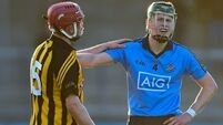 Kilkenny call on Enda Morrissey and Brian Troy for Leinster semi-final