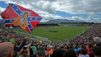 Racism organisation calls on GAA to ban Confederate flag