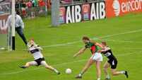 Magical O'Shea steers Mayo to record victory