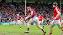 Damian Curley: Maturing Galway ready to give it a lash