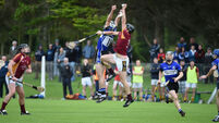 Cian McCarthy the ace in Sarsfields pack