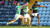Chiedozie Ogbene keeps Nemo Rangers alive