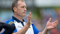 Winning feeling can ease Tipp's dual load