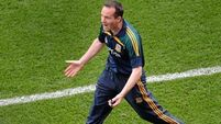 Mick O'Dowd says he's got 'unfinished business'