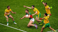 Fifth semi for Mayo is 'satisfying'