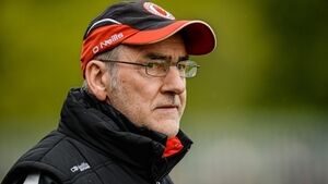 Tiernan McCann 'made a mistake' by diving, admits Mickey Harte