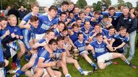 Cormac Coffey causes a stir as impressive Kerins O'Rahillys claim first U21 crown