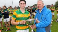 Blackrock's second-half goal blitz proves decisive