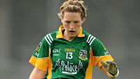 Jenny Rispin relishing dual role with Meath