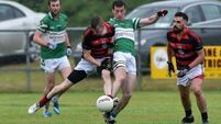 Five sent off as Macroom master elements