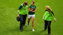O'Donoghue fell on injured shoulder