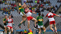 Kerry youngsters' giant leap