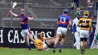 Erin's Own do damage to Na Piarsaigh early