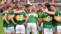 O'Brien gets nod over Buckley in Kerry half-forward line