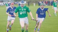 TJ Reid leads rout as Ballyhale looking ominous