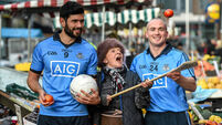 Dublin star David O'Callaghan calls for combined Tallaght hurling team
