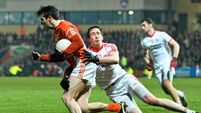 Tyrone's early blitz proves decisive