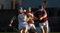 Galway have comfortable victory over Westmeath