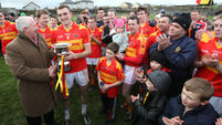 Valentia make it a Kerry clean sweep of club titles