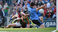 The winning was so Dublin, the losing so Mayo