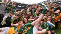 Kerry romp to back-to-back All-Ireland minor crowns