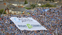 GAA disappointed with water banner
