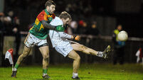 Fogarty to the rescue for Kildare