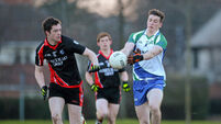 Martin's unlikely goal inspires Athlone IT past Trinity challenge