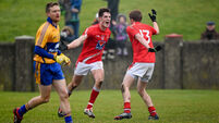 Louth back to winning ways over Clare