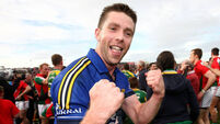 Marc Ó Sé 'still well off' playing return for Kerry