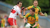 Donegal far from spent force