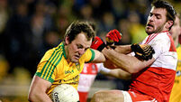 Steely Donegal shake off Derry