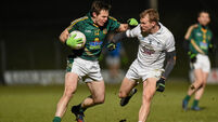 Meath sneak past Kildare