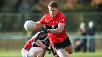 Connolly's clinical second-half strike gets UCC motoring