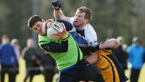 DCU's teamwork proves too much for University of Ulster in Sigerson Cup clash
