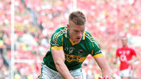 Paul Geaney says Tommy Walsh finding his feet and will again be a force for Kerry