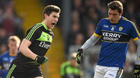 Two-goal Mayo turn the tide against Kerry
