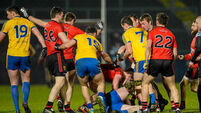 Roscommon claim points away at Down