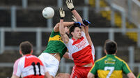 Day of firsts for Kerry as they ease past Derry