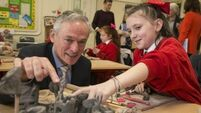 Richard Bruton confident teachers will be able to teach coding across all levels