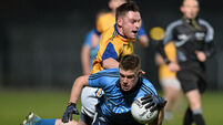 Dublin's late points flurry decisive in win over Longford