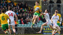 Triumphant Donegal send Tyrone into relegation match with Kerry