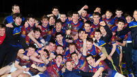 Alan Murphy stars as UL claim Freshers title with defeat of UCC